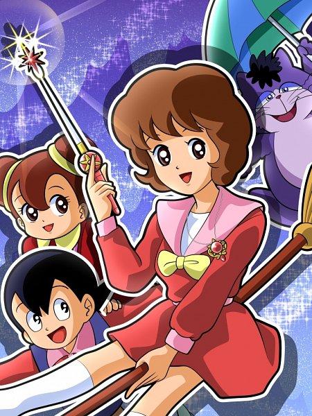 Tags: Anime, Pixiv Id 4682741, Mahou Tsukai Sally, Yumeno Sally, Kabu, Character Request, Fanart From Pixiv, Pixiv, Fanart