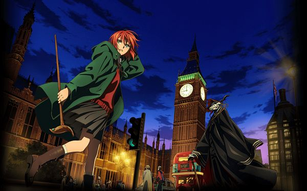 Mahou Tsukai no Yome (The Ancient Magus' Bride)