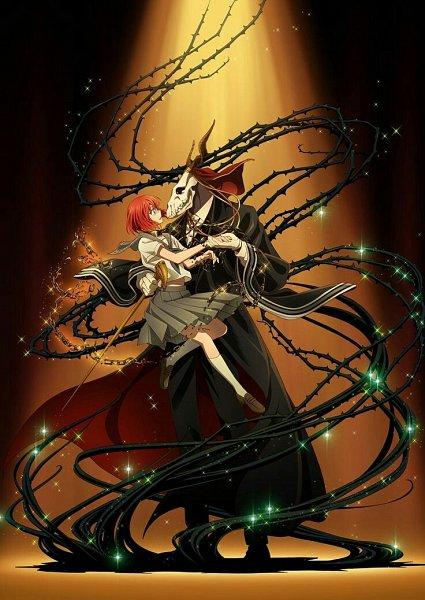 [5 Bonnes raisons] The Ancient Magus Bride / Mahoutsukai no Yome Mahou.Tsukai.no.Yome.600.2226263