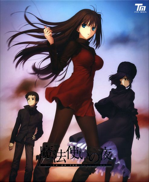 Mahou Tsukai no Yoru (Witch On The Holy Night) - TYPE-MOON