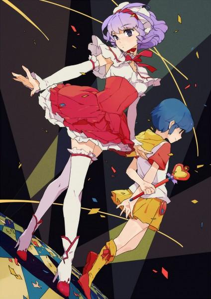 Tags: Anime, Mahou no Tenshi Creamy Mami, Morisawa Yuu, Creamy Mami, Artist Request, Fanart