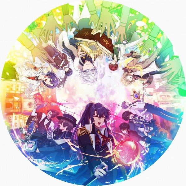 Tags: Anime, Dangmill, Coly, Mahoutsukai no Yakusoku, Shylock, Snow (Mahoutsukai no Yakusoku), Shino (Mahoutsukai no Yakusoku), Oz (Mahoutsukai no Yakusoku), Rutile (Mahoutsukai no Yakusoku), Faust (Mahoutsukai no Yakusoku), Arthur (Mahoutsukai no Yakusoku), Figaro (Mahoutsukai no Yakusoku), Mithra (Mahoutsukai no Yakusoku), Promise Of Wizard