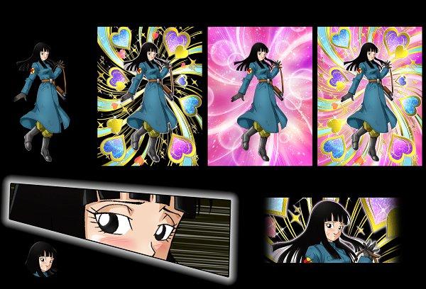 Tags: Anime, DRAGON BALL, Mai (DRAGON BALL)