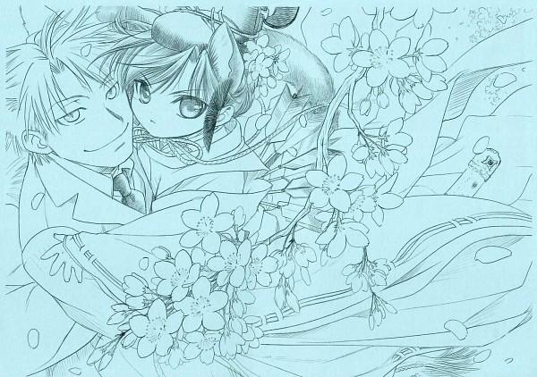Tags: Anime, Inariya Fusanosuke, Maiden Rose, Taki Reizen, Klaus von Wolfstadt, Official Art