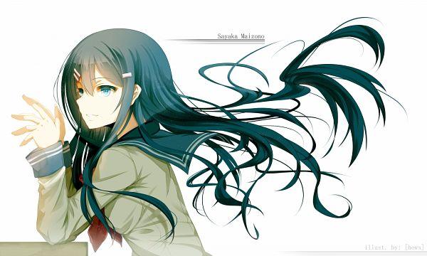 Tags: Anime, hews, Danganronpa, Maizono Sayaka, Fanart, Fanart From Pixiv, Pixiv
