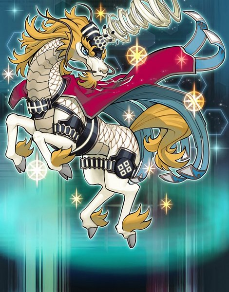 Majespecter Unicorn Kirin - Yu-Gi-Oh!