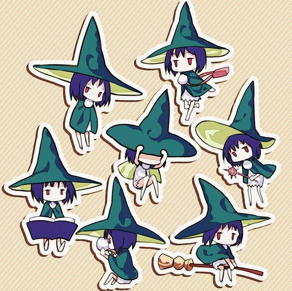 Tags: Anime, 41 (Artist), Majimoji Rurumo, Maji Mojiruka Rurumo, Beige Background, Handbag, Fanart, Fanart From Pixiv, Pixiv