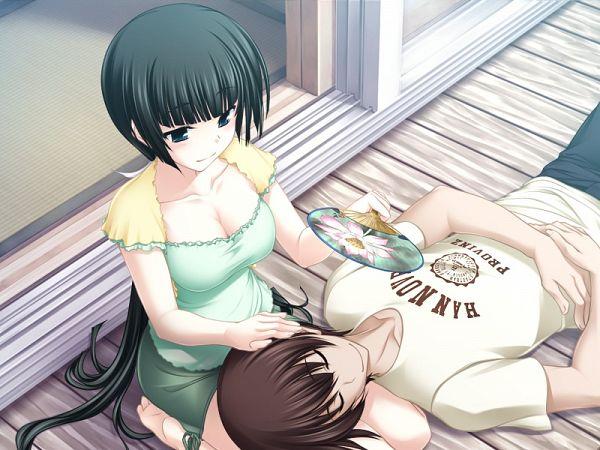 Tags: Anime, Kawagishi Keitarou, Minato Soft, Maji de Watashi ni Koi Shinasai!, Mayuzumi Yukie, Naoe Yamato, CG Art, Do Love Me Seriously!