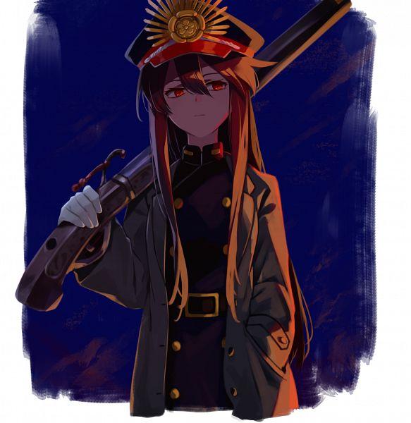 Tags: Anime, Uncle Ri Kodama, Fate/Grand Order, Majin Archer, Fanart, Fanart From Pixiv, Pixiv