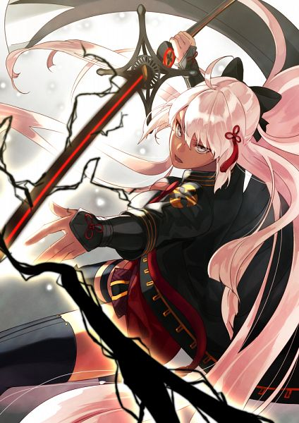 Tags: Anime, Akamiso, Fate/Grand Order, Majin Saber, Purgatory Sword, Pixiv, Fanart, Fanart From Pixiv