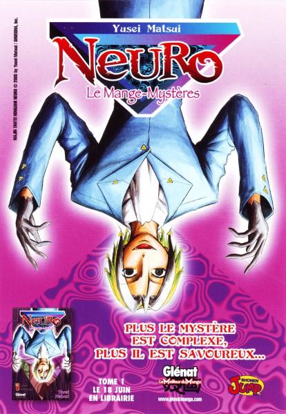 Tags: Anime, Majin Tantei Nougami Neuro, Nougami Neuro, Scan, Demonic Detective Nougami Neuro