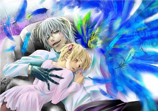 Tags: Anime, Majin Tantei Nougami Neuro, Nougami Neuro, Katsuragi Yako, Demonic Detective Nougami Neuro