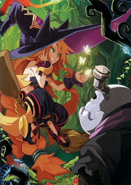 Majo to Hyakkihei (The Witch And The Hundred Knight) - Nippon Ichi Software