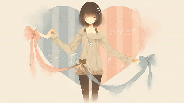 Tags: Anime, Maka Mugetsu, Original, Wallpaper, Facebook Cover, Pixiv