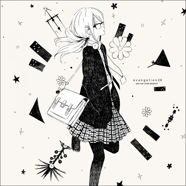 Tags: Anime, Mitsuki Mouse, Neon Genesis Evangelion, Makinami Mari Illustrious, Fanart