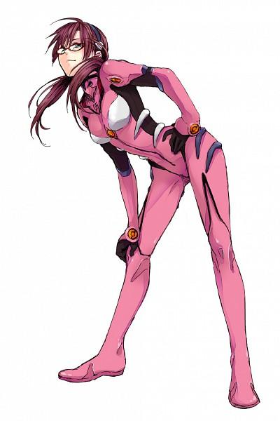 Tags: Anime, Todoroki Sora, Neon Genesis Evangelion, Makinami Mari Illustrious, Mobile Wallpaper