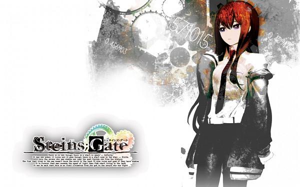 Tags: Anime, Huke, Steins;Gate, Makise Kurisu, Wallpaper