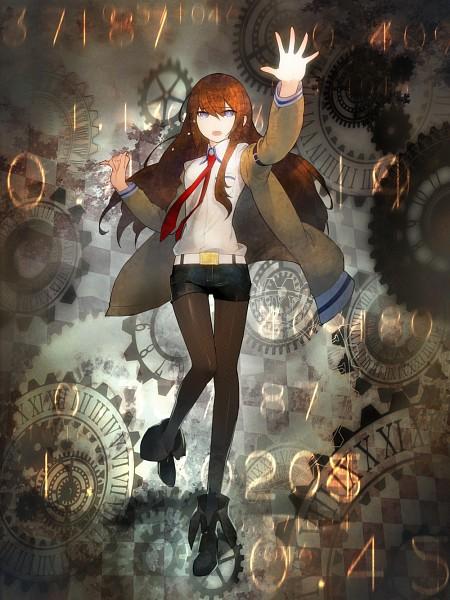 Tags: Anime, Asa (Y-Asa), Nitro+, Steins;Gate, Makise Kurisu