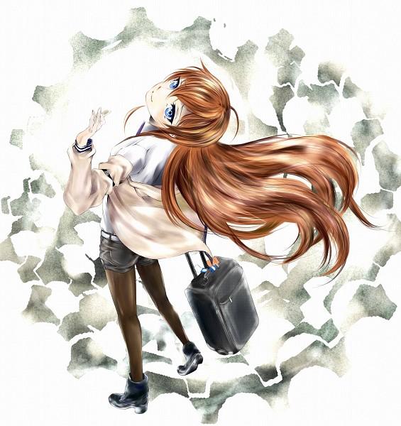 Tags: Anime, Wakaruhi, Steins;Gate, Makise Kurisu