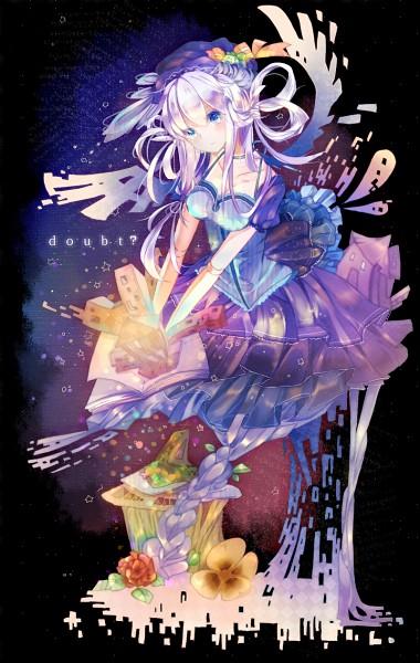 Tags: Anime, Makishimu, Mobile Wallpaper, Pixiv, Original