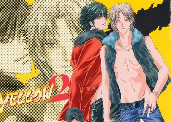 Tags: Anime, Makoto Tateno, Yellow (Series)
