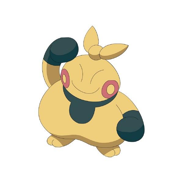 Makuhita - Pokémon
