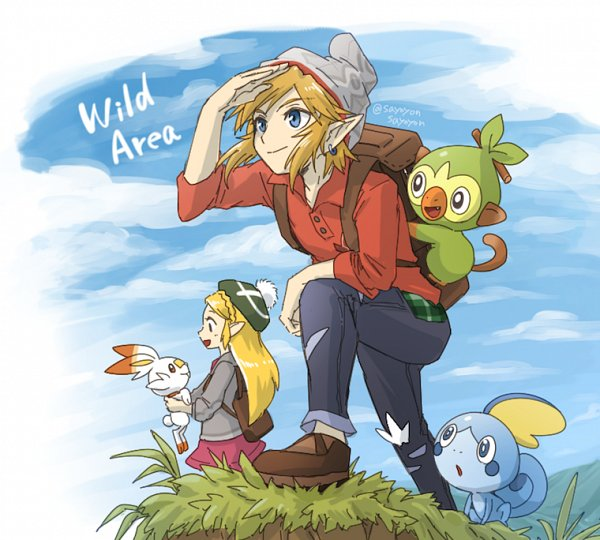 Male Protagonist (Pokémon Sword & Shield) (Cosplay) - Male Protagonist (Pokémon Sword & Shield)