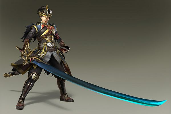 Male Protagonist (Toukiden 2) - Toukiden 2