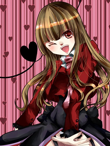 Tags: Anime, Ikuchi, 07th Expansion, Umineko no Naku Koro ni, Mammon (Sister of Purgatory)