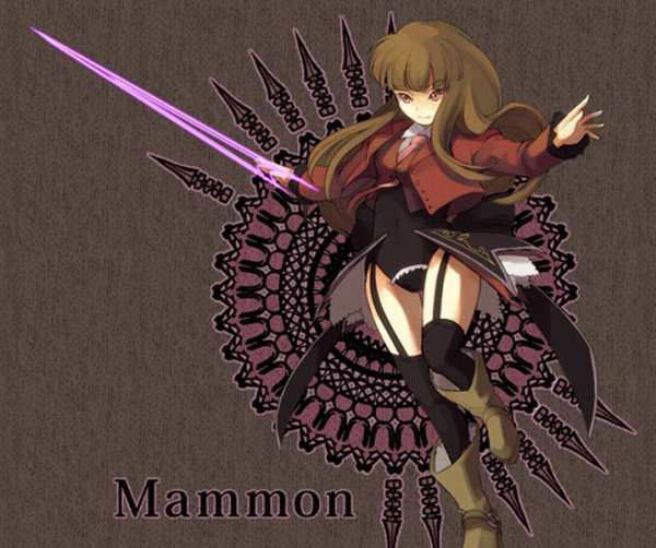 Mammon (Sister of Purgatory) - Umineko no Naku Koro ni