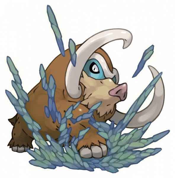 Mamoswine - Pokémon