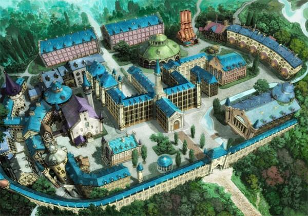 Mana Khemia - Nippon Ichi Software