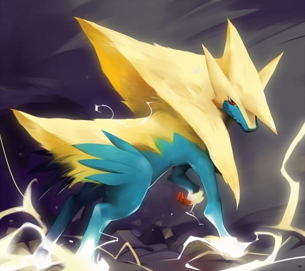 Manectric - Pokémon