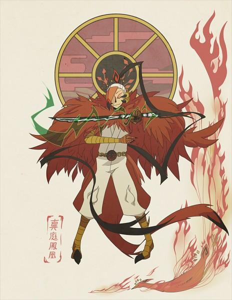 Maniwa Houou - Katanagatari
