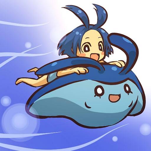 Mantyke - Pokémon