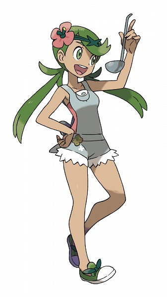 Mao (Pokémon) - Pokémon Sun & Moon