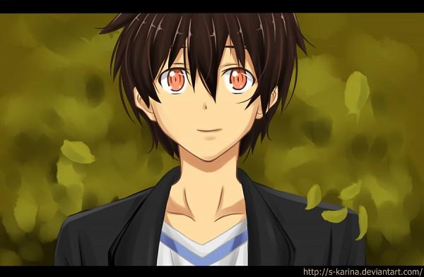 Tags: Anime, S-karina, Hataraku Maou-sama!, Maou Sadao, deviantART, Fanart, Fanart From DeviantART