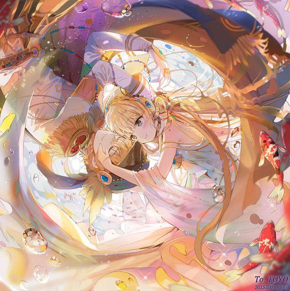 Tags: Anime, repi, MapleStory, Phantom (MapleStory), Aria (MapleStory), Pixiv, Fanart, Fanart From Pixiv, PNG Conversion