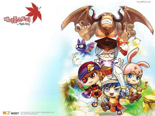 Tags: Anime, MapleStory