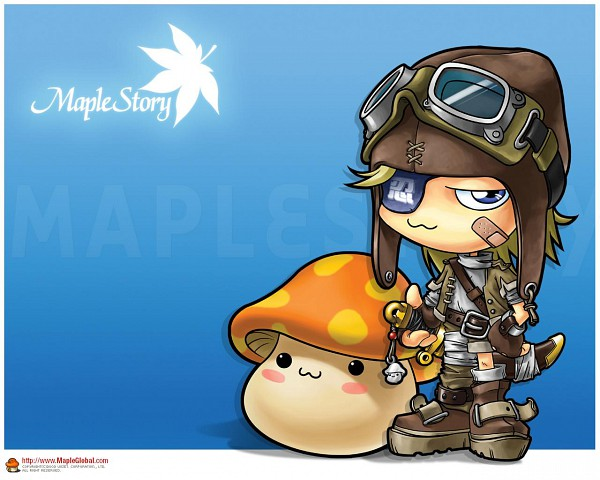 Tags: Anime, Nexon, MapleStory, Wallpaper