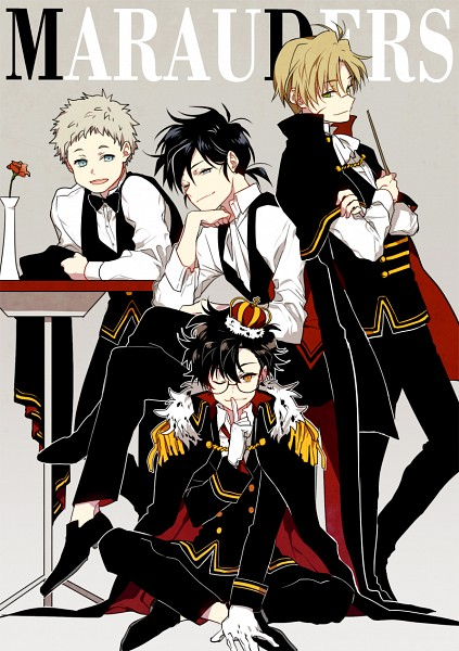 Marauders - Harry Potter - Image #2137086 - Zerochan Anime ...