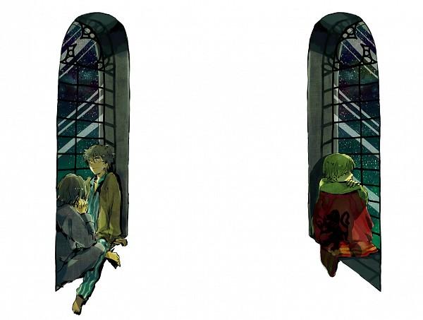 Tags: Anime, Childlock, Harry Potter, James Potter, Remus Lupin, Sirius Black, Marauders
