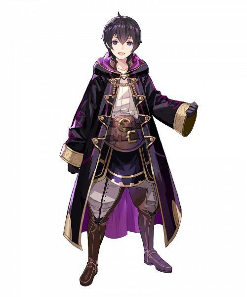 Marc (Male) (Fire Emblem) (Morgan (Fire Emblem)) - Fire Emblem: Kakusei