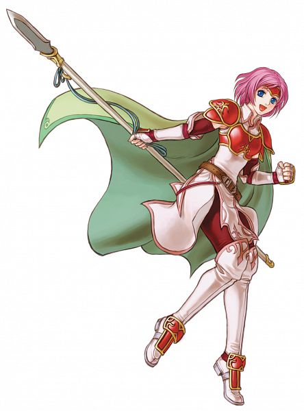 Marcia - Fire Emblem: Path of Radiance