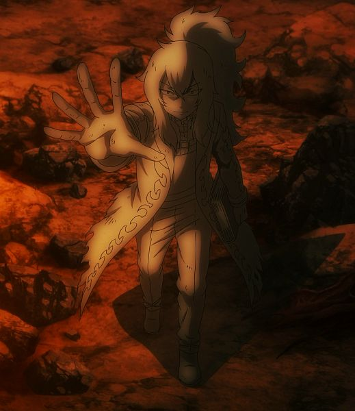 Tags: Anime, FAIRY TAIL, Mard Geer, Mobile Wallpaper, Screenshot