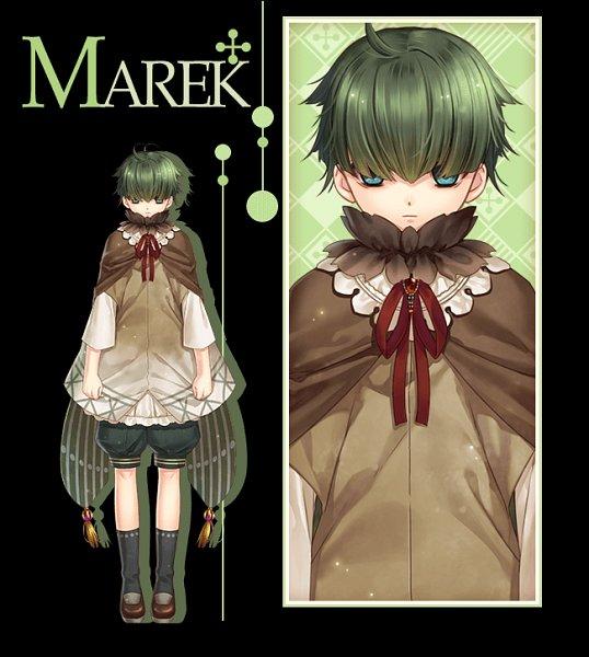 Marek (Moujuu-tachi to Ohime-sama) - Moujuu-tachi to Ohime-sama