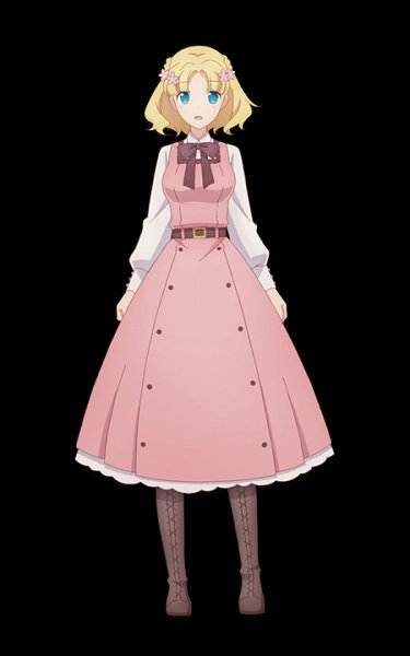 Maria Campbell - Otome Game no Hametsu Flag Shikanai...