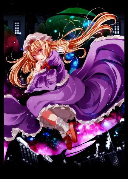 Tags: Anime, S-Syogo, Touhou, Maribel Hearn, Fanart, Fanart From Pixiv, Pixiv