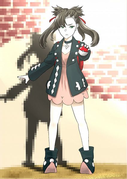 Tags: Anime, Pixiv Id 21600893, Pokémon Sword & Shield, Pokémon, Marie (Pokémon), Marnie (pokémon)