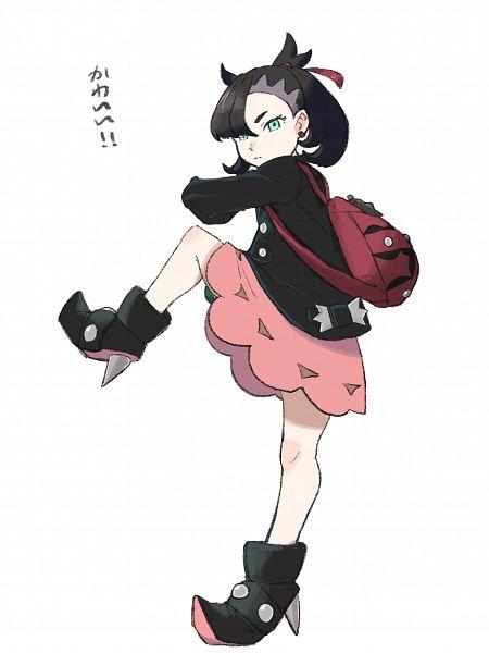 Tags: Anime, Pixiv Id 33904069, Pokémon Sword & Shield, Pokémon, Marie (Pokémon), Marnie (pokémon)